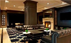 Romantic Lobby Lounge