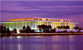 Washington Attractions - Kennedy Center