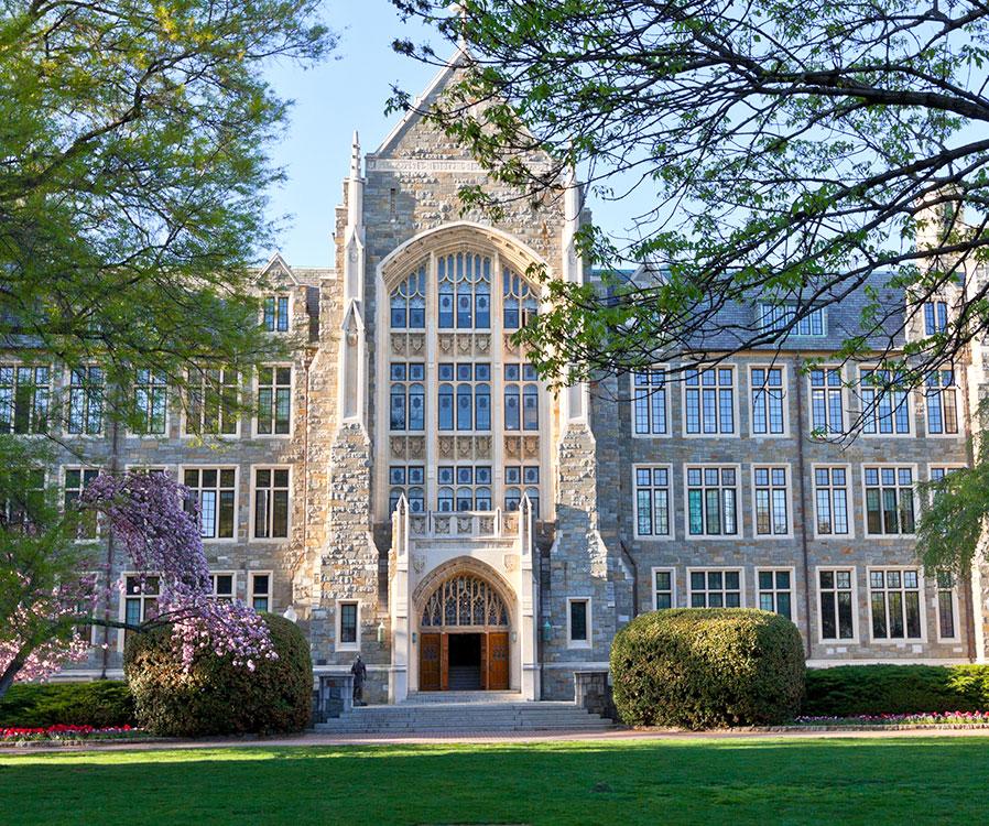 Georgetown University in Washington, District of Columbia