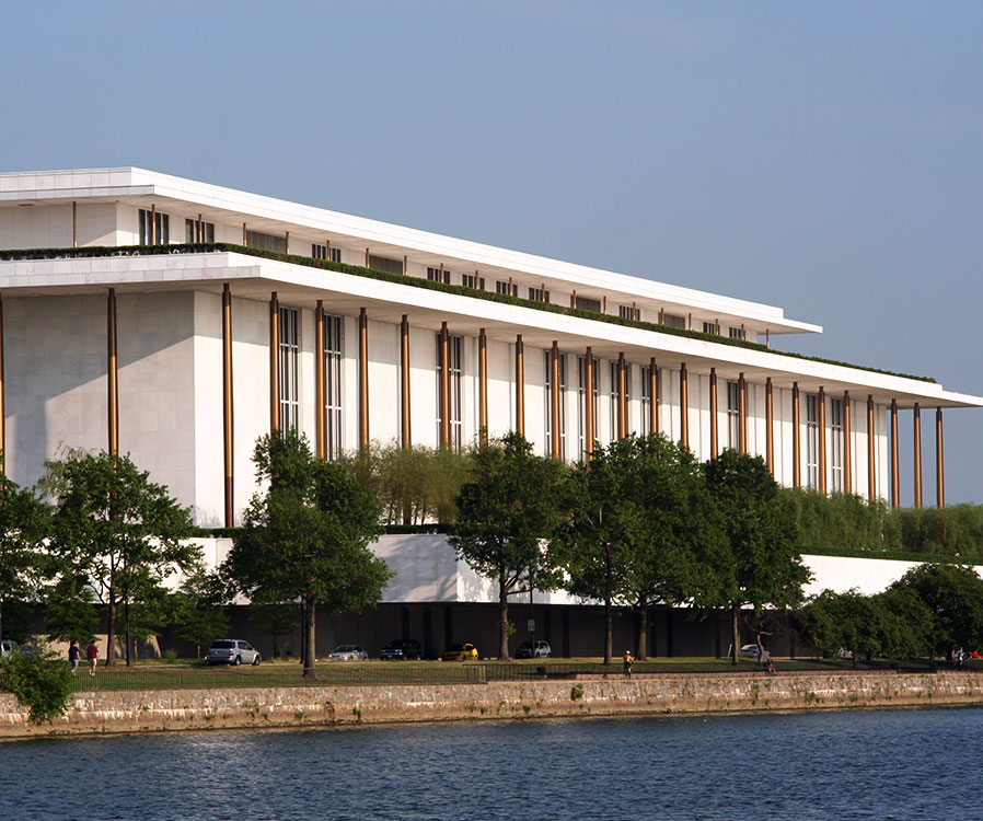 Kennedy Center in Washington, District of Columbia