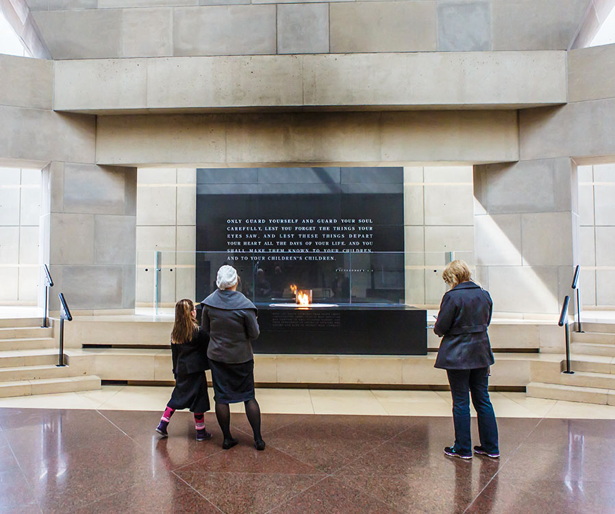 United States Holocaust Memorial Museum in Washington, District of Columbia