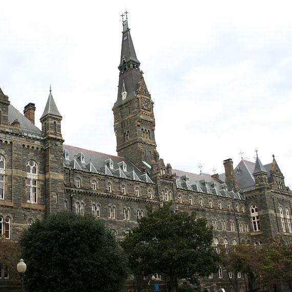 Georgetown Washington University in Melrose Georgetown, Washington