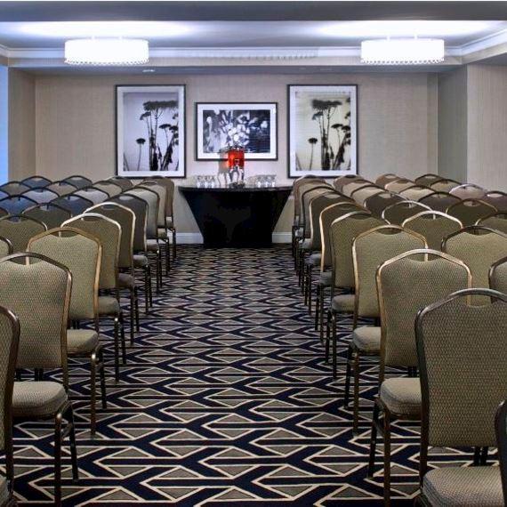 Flexible And Elegant Meeting Space Floor Plans in Melrose Georgetown, Washington
