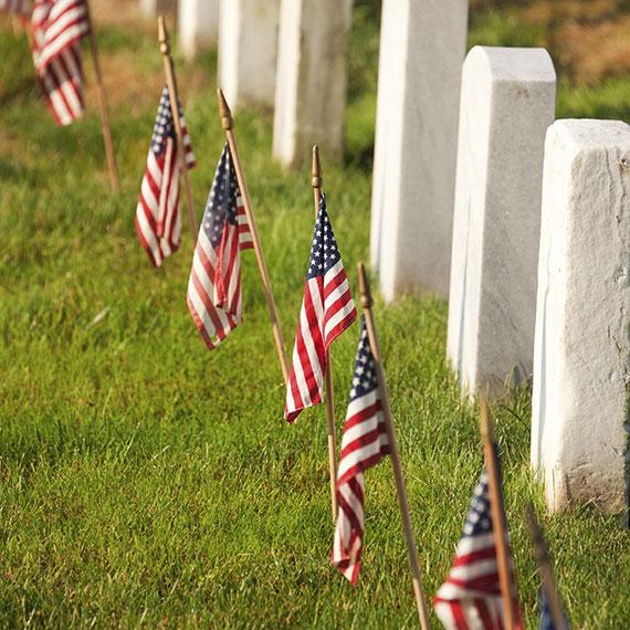 Monuments Arlington National Cemetery at Washington, District of Columbia