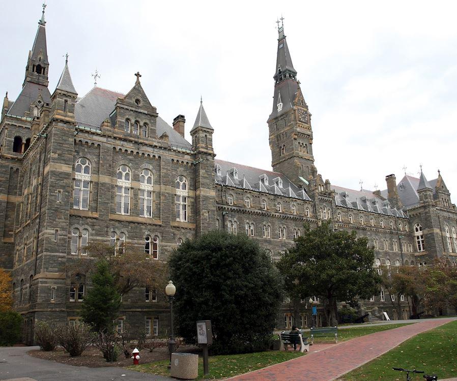 Universities in Washington, District of Columbia