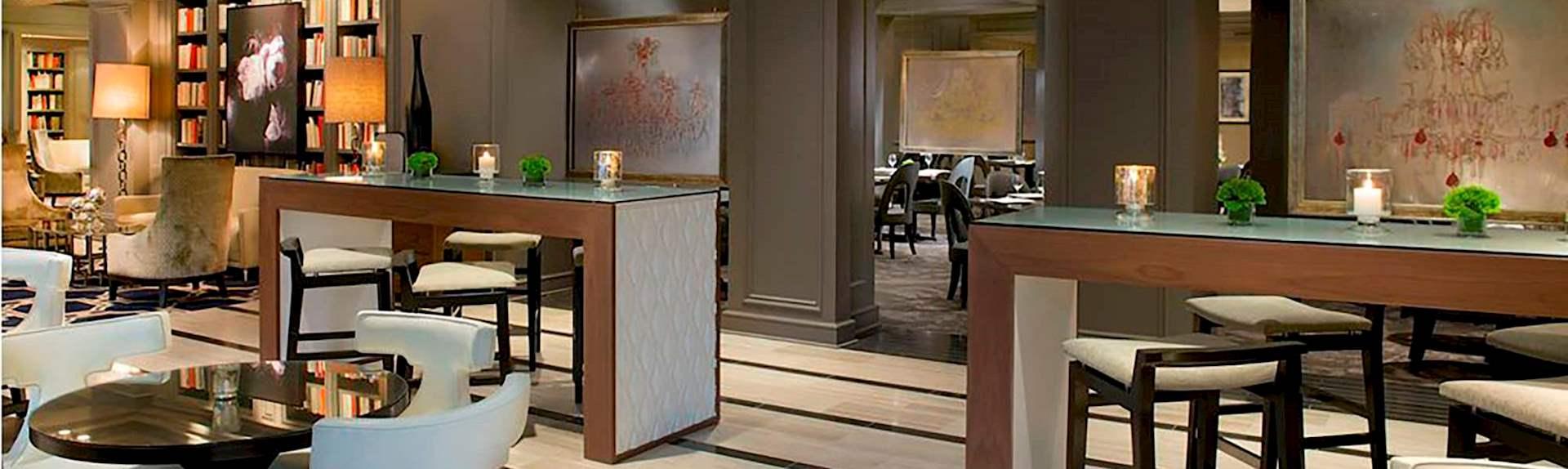 Indulge Dining Experiences top of Melrose Georgetown, Washington