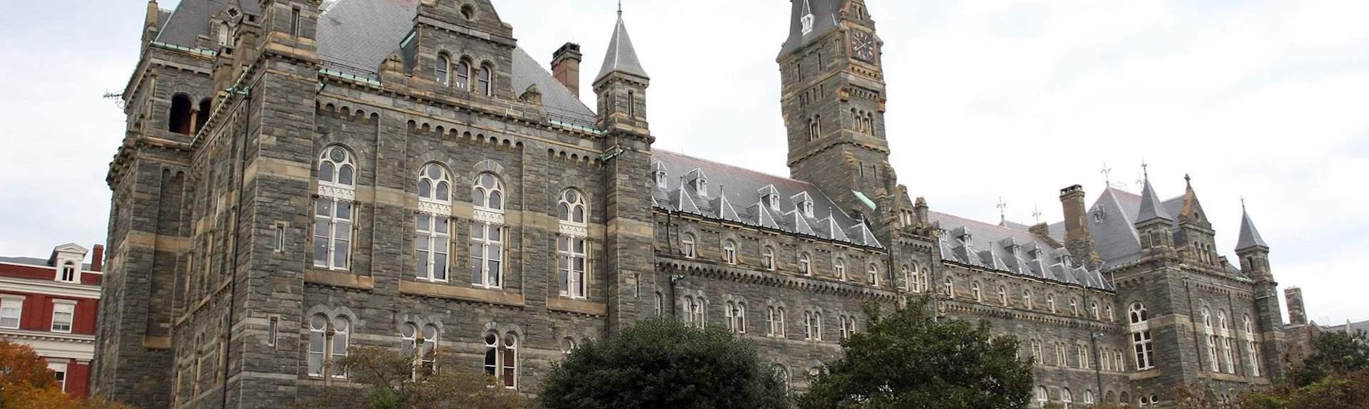 University in Washington, District of Columbia