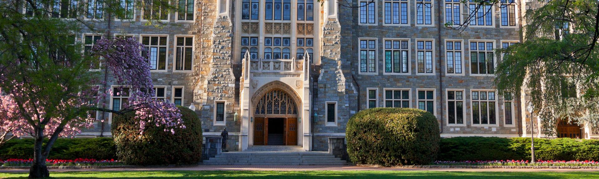 Georgetown Washington University of Melrose Georgetown, Washington