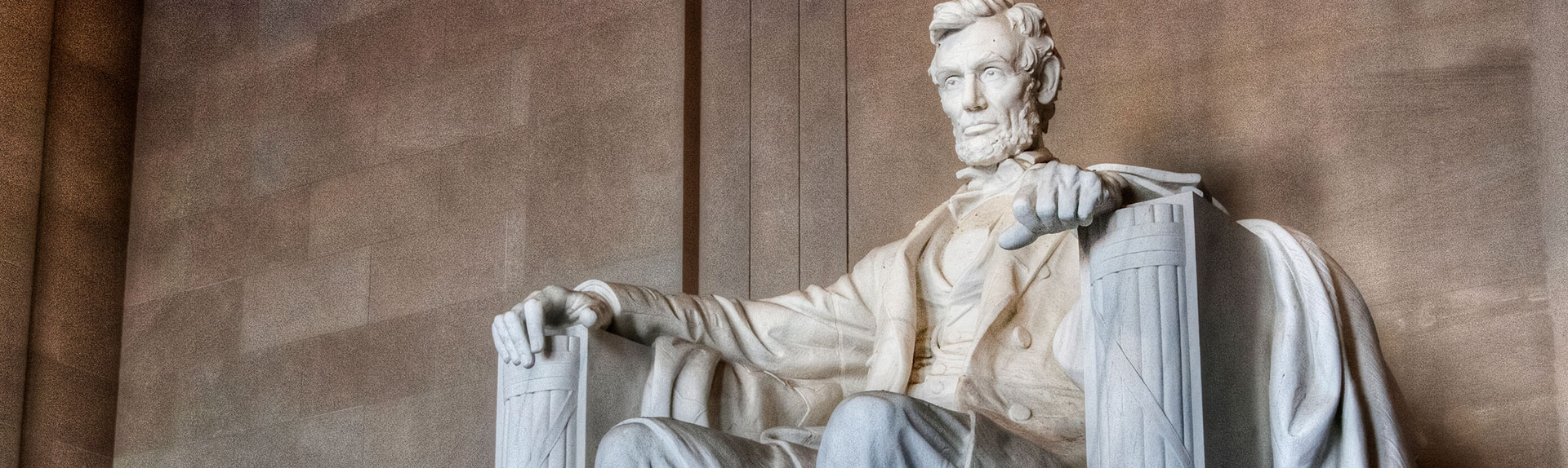 Lincoln Memorial in Washington, District of Columbia