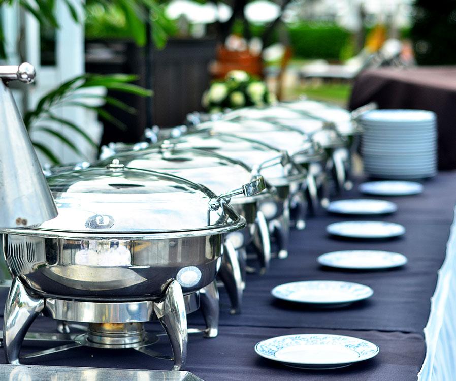 Catering Menu in Melrose Georgetown, Washington