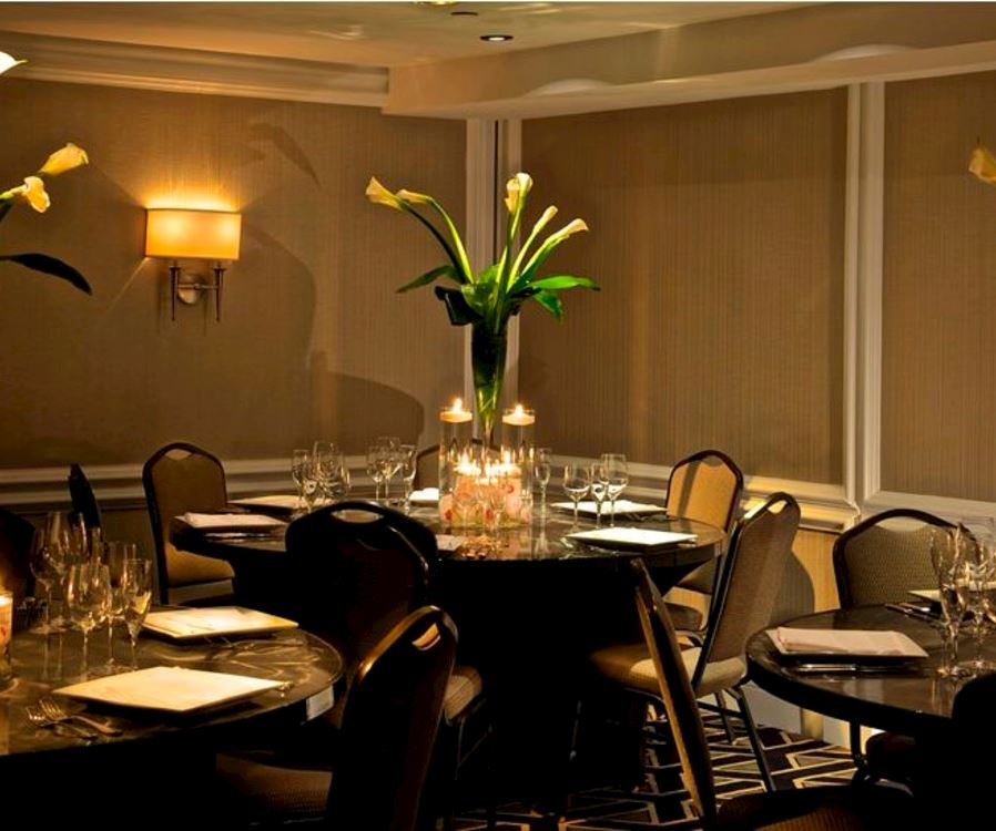 Planning Your Event in Melrose Georgetown, Washington